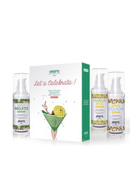 Let s celebrate set 3x30ml