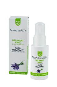 Relaxant anal 50ml divine xtases