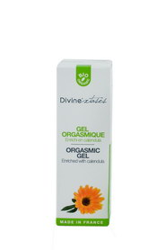 Gel orgasmique bio 50ml divine xtases