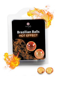 2 hot efect brazilian balls set