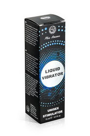 Gel vibrant liquid vibrator unisex secret play
