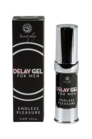Gel retardant delay gel secret play 15ml