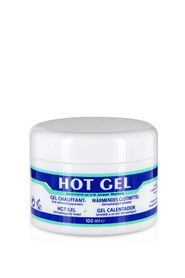Lot de 6 pots de lubrifiant hot gel lubrix 100ml