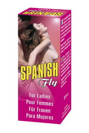 Spanish fly ladies boite de 12