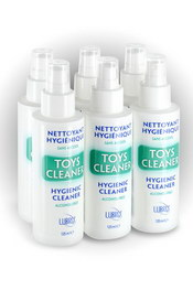 TOYS CLEANER 125ML - 6 FLACONS