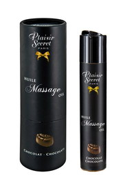 Huile de massage chocolat plaisir secret 59ml