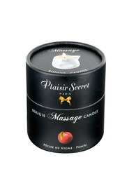 Bougie massage peche 80ml