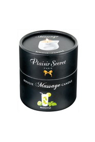 Bougie de massage mojito plaisir secret