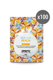 100 dosette 3ml sex on the beach exsens