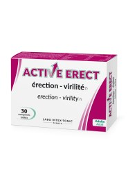 Activateur érection active erect labo intex-tonic